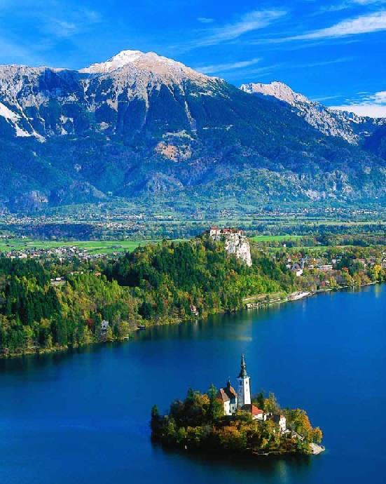 Словения, страна-хозяйка чемпионата Европы по баскетболу EuroBasket 2013