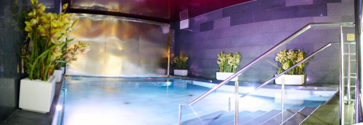 спа отель в спб с бассейном