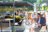Hedon Spa Hotel 4* - Restaurant Raimond summer terrace